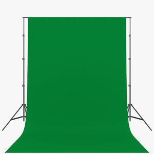 3D foto studio background