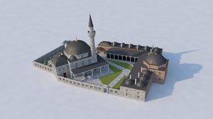 kuskonmaz mosque istanbul model