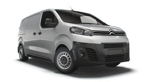 3D citroen dispatch m uk