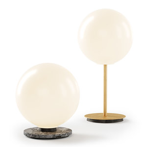 3D menu tr bulb