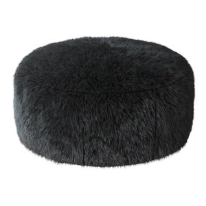 3D wool aspyn faux fur