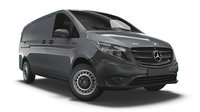 Mercedes Benz E Vito L2 Electric 2020