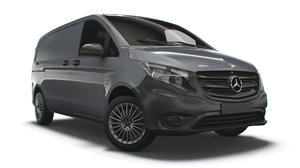 mercedes benz vito l1 3D model