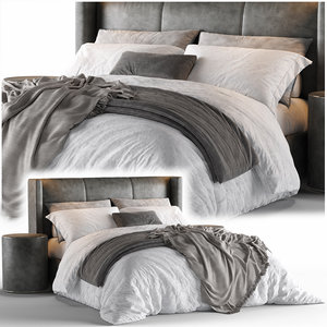 bed lawson 3D model