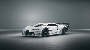 bugatti gt unreal engine 3D model