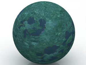 star wars planet 3D