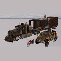 mons truck