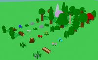 Voxel Nature pack