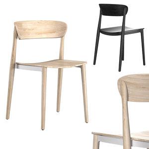nemea 2820 chair 3D model