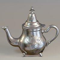 Moroccan teapot