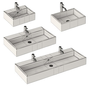 vero air sink 3D model