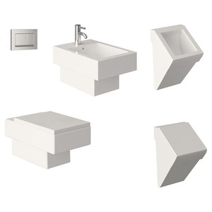 vero air toilet bidet 3D