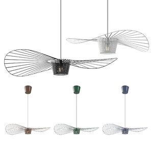 vertigo pendant light 3D model