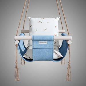 cradle swing 3D model