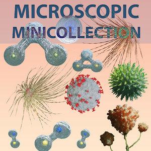 microscopic pack model