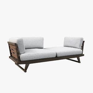 3D sofa v17