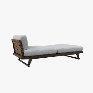 3D furniture sofa