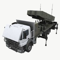 Noor-2 anti-ship cruise missile launcher