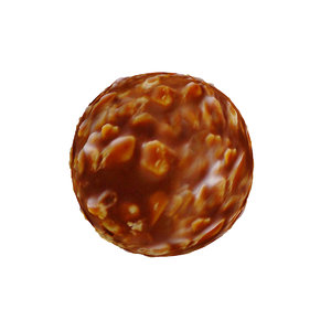 3D candy nut