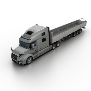 3D 2020 vnl model