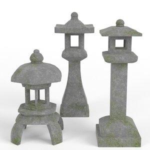 japanese toro lanterns hr model