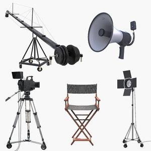 3D broadcast equipment