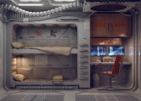 sci fi rooms and textures(1)