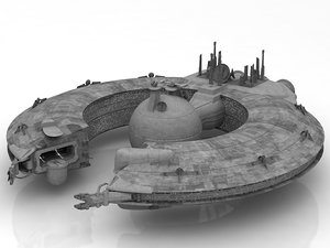 3D millenium amazing 30k piece model