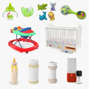 3D childcare products 6 child