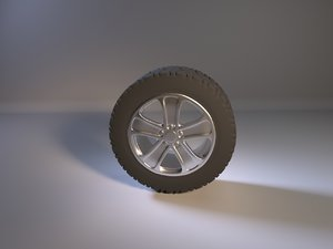 3D wheel r20 suv tire