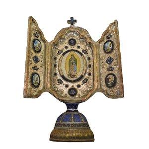 artifact religious 3D model