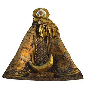 3D artifact religious