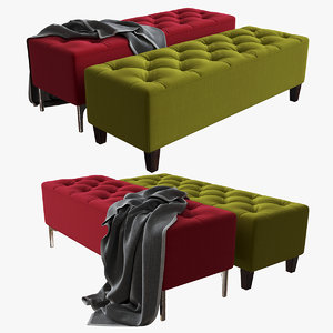 couch soft megh domingo 3D