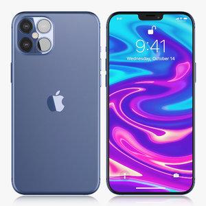 apple iphone 13 pro 3D model