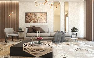 livingroomdecor design interior model