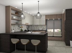 3D kitchendesign kitcheninspo rendering model