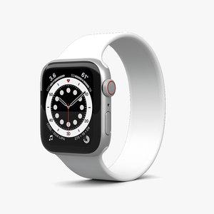 3D apple series 6