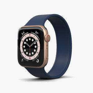 apple series 6 model