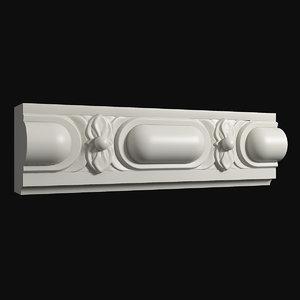 frieze 38 3D