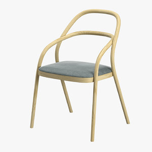 chair ton 3D model