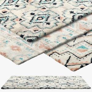balta area rug set model