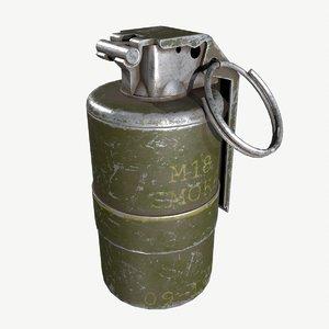 mk3 grenade model