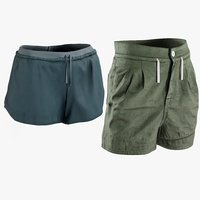 Men's and Women's Sport Shorts Collection 8