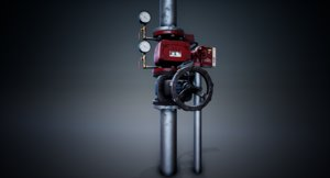 sprinkler 3D model