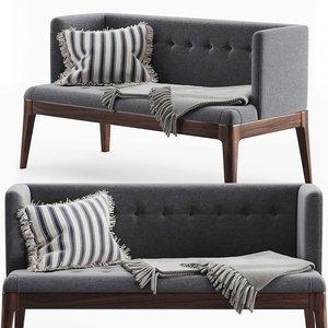3D porada sofa wendy