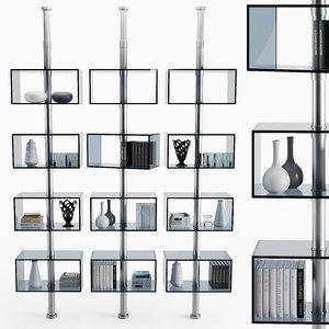3D wall model