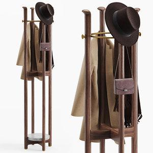 porada igor clothes 3D model