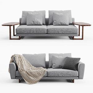 porada sofa 3D