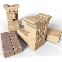 Ancient Sandstone Bricks