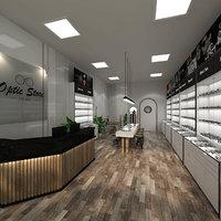 Optic Glasses Store